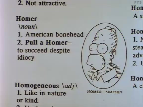 Trump Foreign Policy: Pulling a Homer